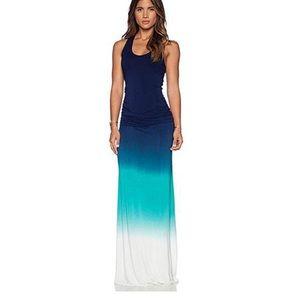 Bahama gradient maxi dress